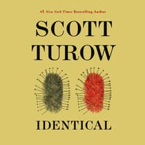 Identical by Scott Turow audiobook