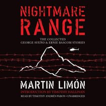 Nightmare Range by Martin Limón audiobook