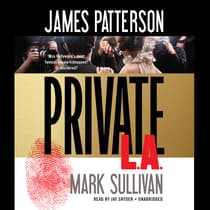 Private L.A. by James Patterson audiobook