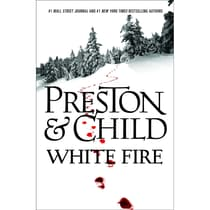 White Fire by Douglas Preston audiobook