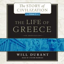 The Life of Greece by Will Durant audiobook