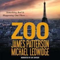 Zoo by James Patterson audiobook