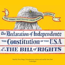 The Three Documents That Made America by Sam Fink audiobook