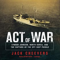 Act of War by Jack Cheevers audiobook