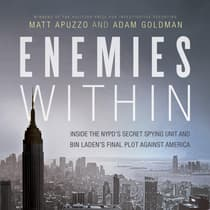 Enemies Within by Matt Apuzzo audiobook