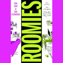 Roomies by Sara Zarr audiobook