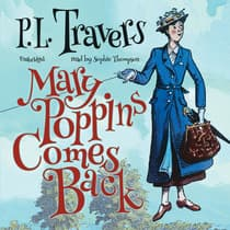 Mary Poppins Comes Back by P. L. Travers audiobook