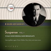 Suspense, Vol. 1 by Hollywood 360 audiobook