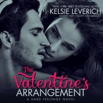 The Valentine's Arrangement by Kelsie Leverich audiobook