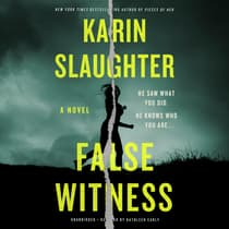 False Witness by Karin Slaughter audiobook