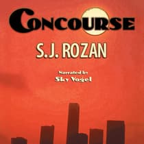 Concourse by S. J. Rozan audiobook
