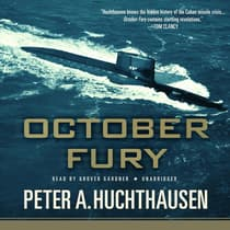 October Fury by Peter A. Huchthausen audiobook