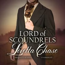 Lord of Scoundrels by Loretta Chase audiobook