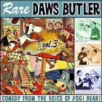 Rare Daws Butler, Vol. 3 by Charles Dawson Butler audiobook