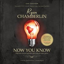 Now You Know by Ryan Chamberlin audiobook