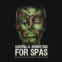 Guerrilla Marketing for Spas by Jay Conrad Levinson audiobook