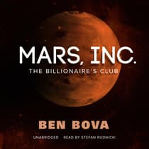 Mars, Inc. by Ben Bova audiobook