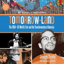 Tomorrow-Land by Joseph Tirella audiobook