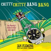 Chitty Chitty Bang Bang by Ian Fleming audiobook