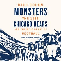 Monsters by Rich Cohen audiobook