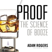 Proof by Adam Rogers audiobook