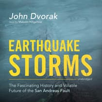 Earthquake Storms by John Dvorak audiobook