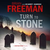 Turn to Stone by Brian Freeman audiobook