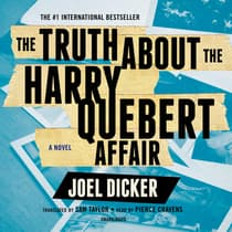 The Truth about the Harry Quebert Affair by Joël Dicker audiobook