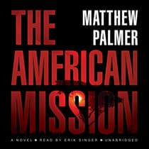 The American Mission by Matthew Palmer audiobook