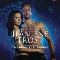 The Brightest Embers by Jeaniene Frost audiobook