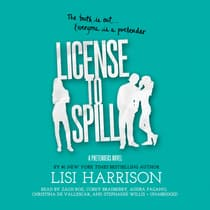 License to Spill by Lisi Harrison audiobook