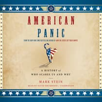 American Panic by Mark Stein audiobook