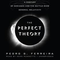 The Perfect Theory by Pedro G. Ferreira audiobook