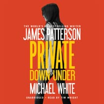 Private Down Under by James Patterson audiobook