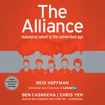 The Alliance by Reid Hoffman audiobook