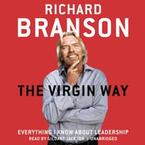 The Virgin Way by Richard Branson audiobook