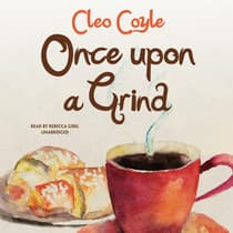 Once upon a Grind by Cleo Coyle audiobook