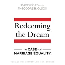 Redeeming the Dream by David Boies audiobook