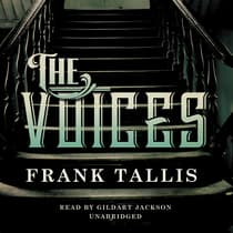 The Voices by Frank Tallis audiobook