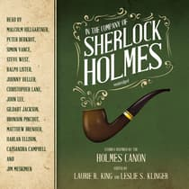 In the Company of Sherlock Holmes by Laurie R. King audiobook