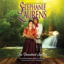 The Daredevil Snared by Stephanie Laurens audiobook