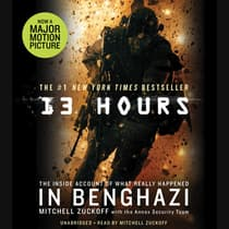 13 Hours by Mitchell Zuckoff audiobook