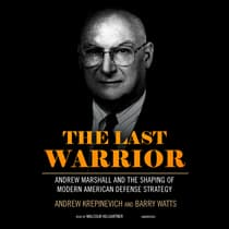The Last Warrior by Andrew Krepinevich audiobook