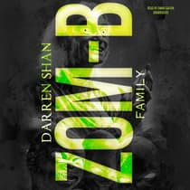 Zom-B Family by Darren Shan audiobook