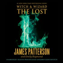 The Lost by James Patterson audiobook