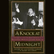 A Knock at Midnight by Clayborne Carson audiobook
