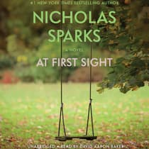 At First Sight by Nicholas Sparks audiobook
