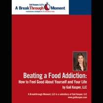 Beating a Food Addiction by Gail Kasper audiobook