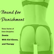 Bound for Punishment: Three Stories of Strict Discipline by Susan Swann audiobook