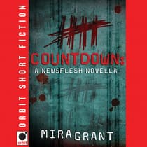 Countdown by Mira Grant audiobook